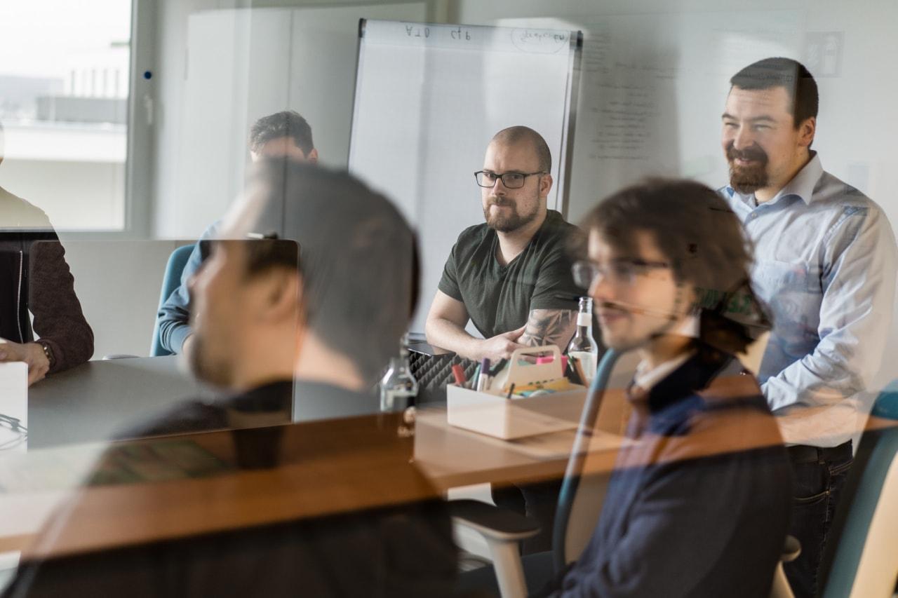 Ein Agile Development Team von Consiso hilft Ihnen Ihre Ziele in der Produktentwicklung zu erreichen.