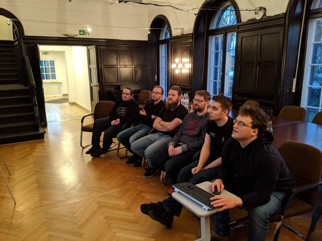 Refactoring CCDD Teilnehmer